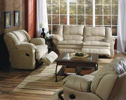 Leather Recliner Sofas  Reclining Sofas Transitional Family - Family room sofas