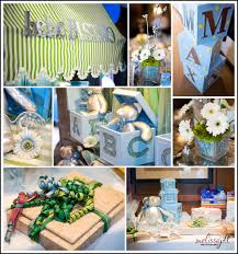 Baby Boy Shower Decorations by Baby Boy Shower Decorations Martha Stewart Baby Shower Diy