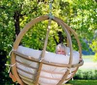 hanging papasan chair hammock swing with stand pod outdoor bubble
