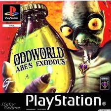 Download Oddworld Abes Exoddus   PS1 playstation 1 arcade