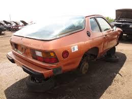 porsche 924 interior junkyard find 1978 porsche 924 the truth about cars