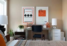 bedroom spare bedroom ideas transitional artemide bertoia chairs