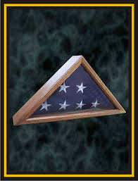 3 X 5 Flags 3 X 5 Retirement Flag Case Woodknot Woodworks