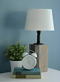 how to make your own lamp u2014 decor and the dog