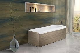 vasche da bagno legno 1l di aquatica la vasca da bagno freestanding in pietra con
