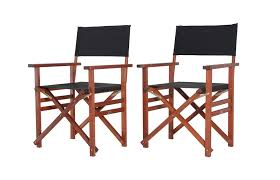 Directors Folding Chair Cascade Garden Wooden Directors Chair Out And Out Original