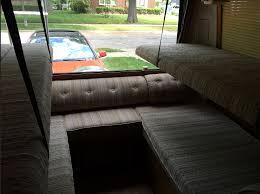 rear bunk beds gmc motorhome project pinterest bunk bed gmc