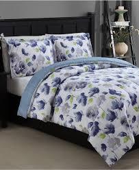 Macys Duvet Closeout Emily Reversible Comforter Set Created For Macy U0027s Bed