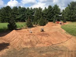 backyard dreams building a backyard pump track in nj avid trails