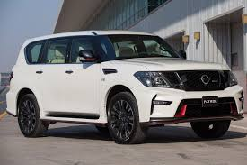 nissan armada for sale in new york nissan patrol full size suv gets nismo treatment