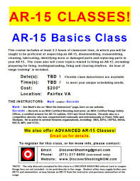 Utah Concealed Carry Map by Ar 15 Classes Basic And Advanced U2014 Discover Shooting