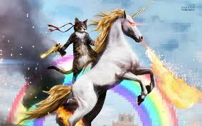 i feel like dancing with the unicorns tonight happy