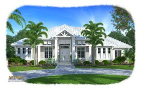small style home plans waterfront house plans home floor caribbean plan elevated with