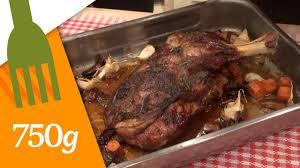 cuisiner du chevreuil au four épaule d agneau confite 750 grammes