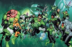 all power rings images All the lantern power rings and how they 39 re different from each other