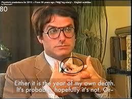 Jacques Meme - amazing psychic prediction 2012 in 1980 was jacques nietzermann