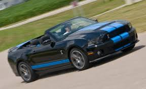 mustang shelby gt500 convertible 2010 ford mustang shelby gt500 convertible take road test