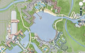 Disney Springs Map Disney Saratoga Springs Map Cashin60seconds Info
