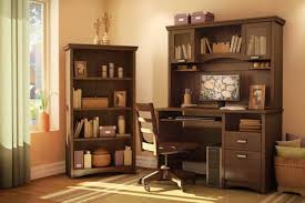 Cherry Computer Desk With Hutch South Shore Gascony Computer Desk With Keyboard Tray Multiple