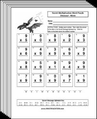 free multiplication worksheets multiplication com
