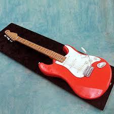 3d fender stratocaster cake musical 3d cakes