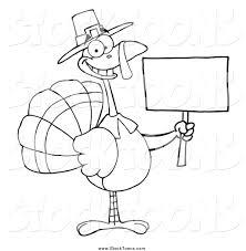 big bird thanksgiving cartoon royalty free stock cartoon designs of coloring book pages