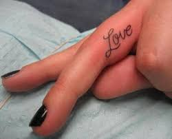 love tattoo on finger tattoo designs tattoo pictures