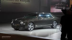 bentley mulsanne 2014 update 2015 bentley mulsanne speed shows up at paris motor show