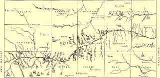 map ok panhandle villagers research history panhandle pueblo culture