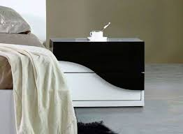 20 minimalist and modern nightstands white designs