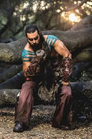 Game Thrones Halloween Costume Ideas 66 Khal Drogo Cosplay Images Khal Drogo