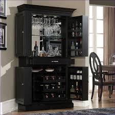 Oak Bar Cabinet Dining Room Marvelous Corner Bar Designs Folding Bar Unit