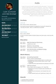 Best Accounting Resume Sample Accounting Resume