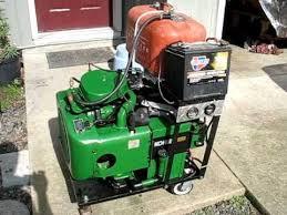 kohler generator cm21 rv 5 5 kw youtube