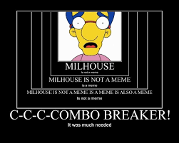 Millhouse Meme - image 8474 milhouse is not a meme know your meme