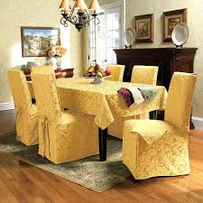 slipcovers for dining room chairs with arms how to make chair