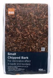 verve small bark chipping 100l bulk bag departments diy at b q