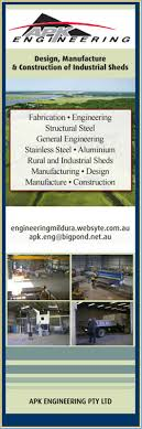 about apk apk engineering pty ltd rural industrial sheds buronga