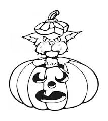 Halloween Pumpkin Coloring Page Halloween Pumpkins Coloring Pages Pixelpictart Com