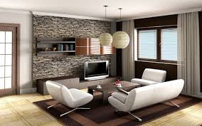Tv Table Decorating Ideas Living Room Brown Varnished Wood Tv Unit Storage Nice Gray