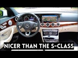mercedes e300 price is the 17 mercedes e300 better than the s class for half the