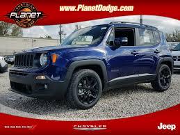 jeep renegade blue interior new 2017 jeep renegade in miami near kendall u0026 doral planet