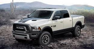 Rebel Mud Truck - 2017 ram rebel test drive