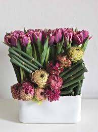 modern styled flower arrangements flirty fleurs the florist