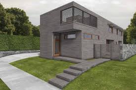 Small Energy Efficient Homes by House Plant Simple Small Modern Homes Exterior Designs Ideas