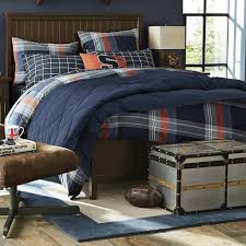 Guys Bed Sets Bedroom Decor by Classic Plush Comforter Sham Pbteen