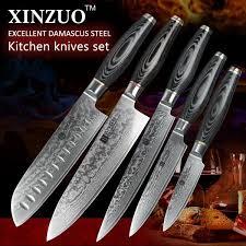 set of kitchen knives pcs kitchen knife set li series