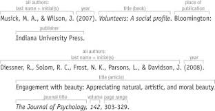 brilliant ideas of how to cite a book in apa format with multiple