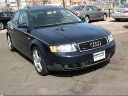 2004 audi a4 1 8 t quattro for sale 2004 audi a4 1 8t quattro sedan
