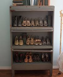 click pic for 32 diy shoe organizer ideas repurposed dresser